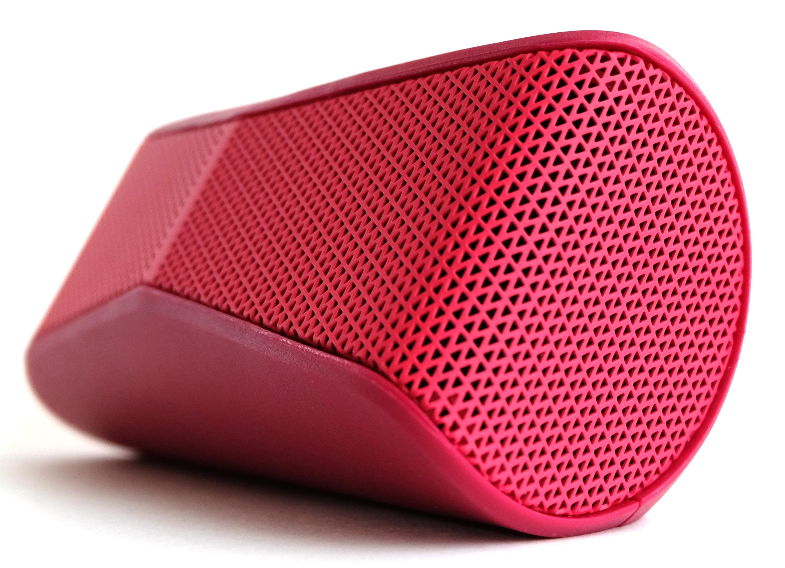 Logitech X300 Bluetooth Højtaler-Rød