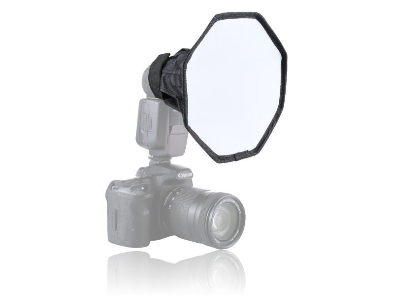 Image of   20cm Flash Diffuser Softbox
