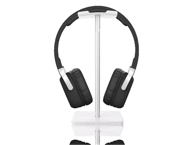 Billede af Carrier Headset Holder-Hvid