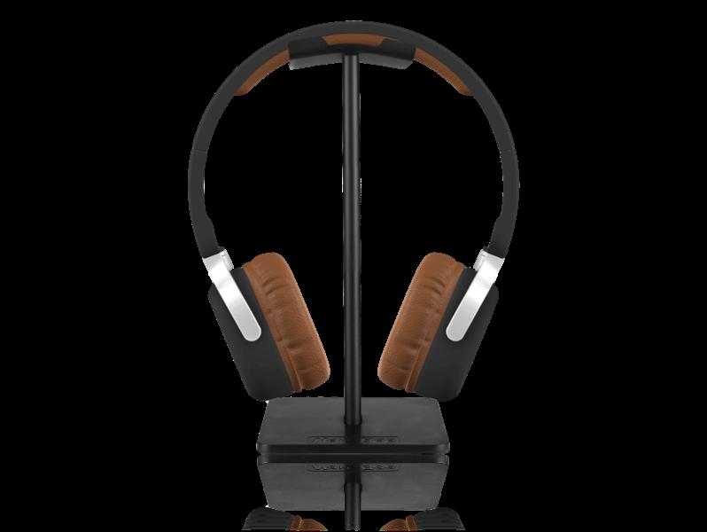 Billede af Carrier Headset Holder-Sort