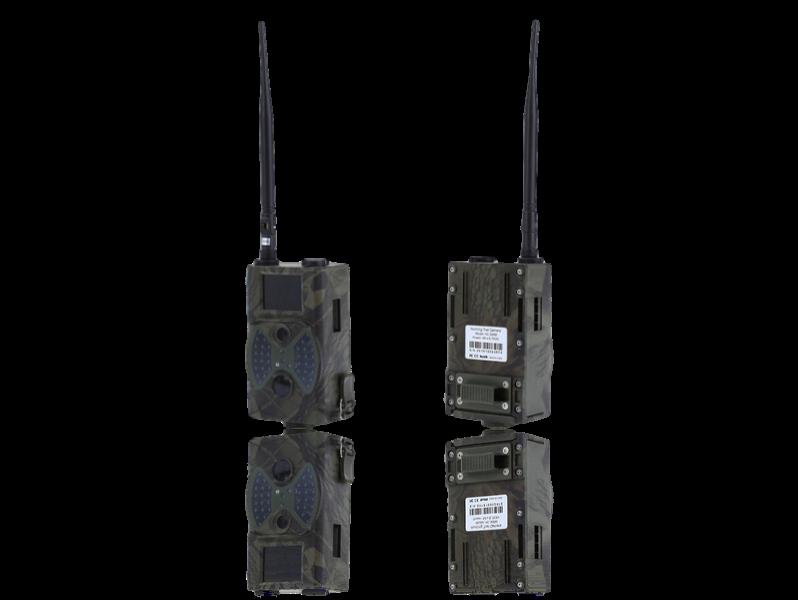 Fuld HD 2G Simkort Vandtæt Jagt & Vildtkamera m. Trådløs Fjernbetjening