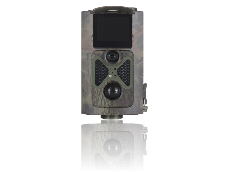 "Image of   16MP Vandtæt Jagt- og Vildtkamera m. 2"" Display"