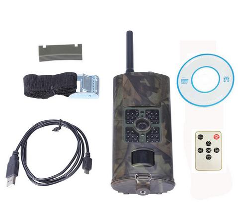 Image of   16MP Vandtæt Jagtkamera til 3G Simkort