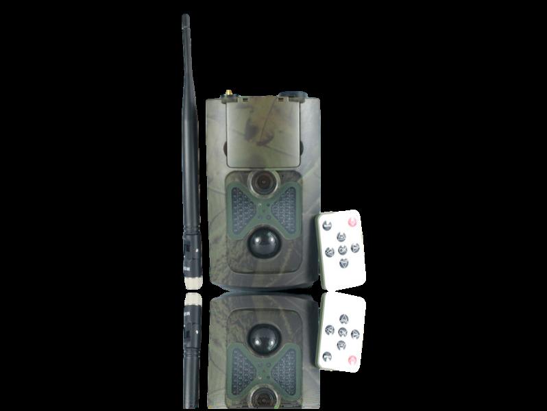 Image of   Vandtæt 3G Simkort Jagt- & Vildtkamera m/ 120° Vidvinkel