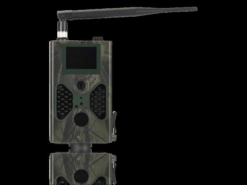 Image of   Vandtæt 16 MP Jagt- & Vildtkamera m/ 4G LTE Simkort