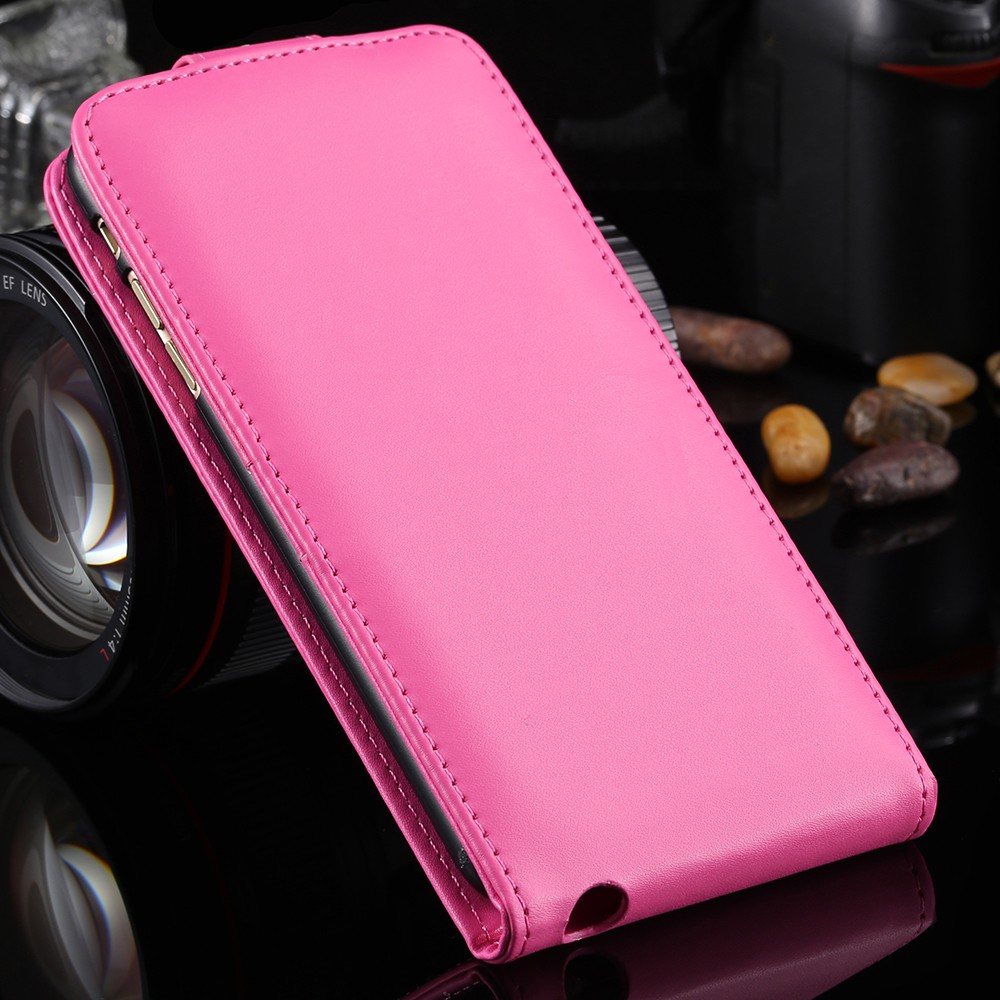 Flip up Cover til iPhone 6 Plus / 6S Plus-Pink
