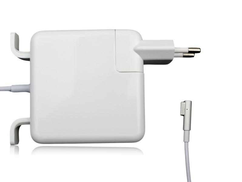 "Oplader til Macbook 13"" + Pro 13"" (2006-2014) Stik type - L stik, Stik type - L stik"