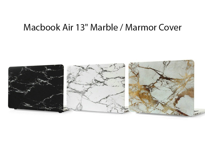 "Image of   Macbook Air 13"" Marble / Marmor Cover"