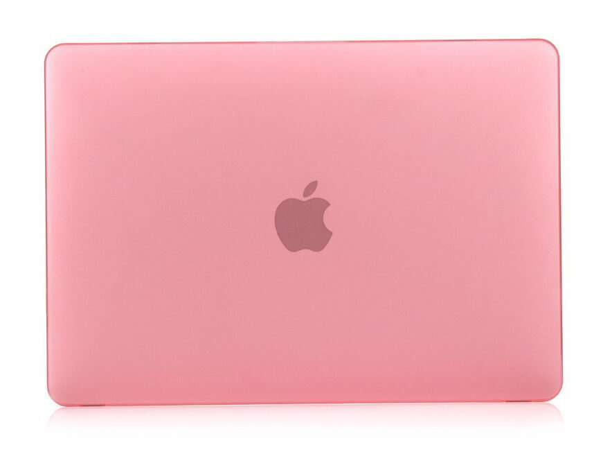 "Matte Cover til Macbook Air 13""-Pink"