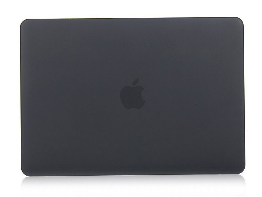 "Matte Cover til Macbook Air 13""-Sort"
