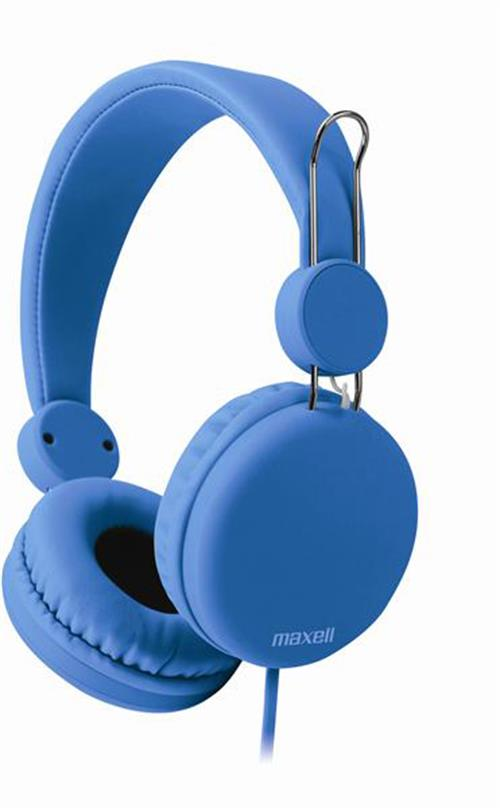 Maxell Spectrum Headphones i Blå