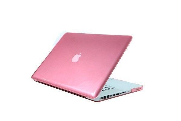 """Billede af Cover til Macbook Pro 13"""" i klar pink"""