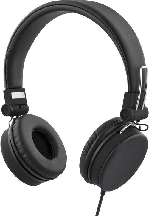 Streetz On-Ear Headset med Støjreduktion