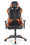 High Performance Gamingchair NQ-100 NorthQ-Orange