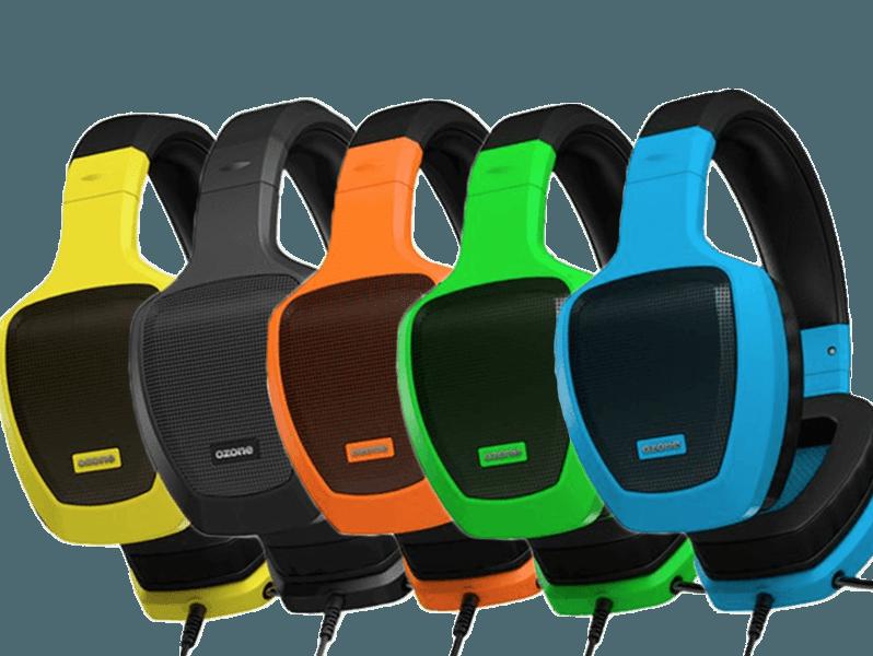 Ozone Rage Z50 Glow Gaming Headset