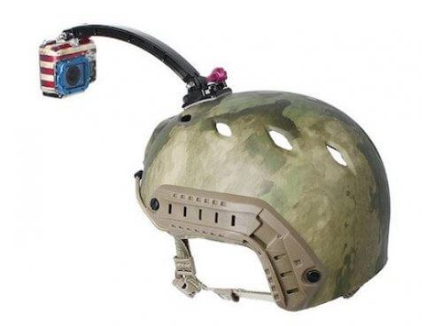 Helmet Extension Arm Mount