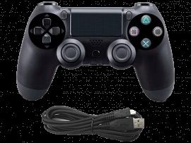 Controller m. ledning til PlayStation 4