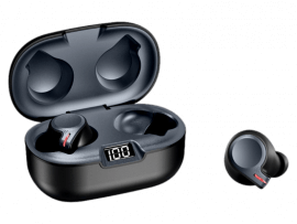 Y6 Bluetooth Earbuds m/ Opladningsetui