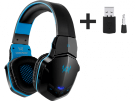 Blåt Hydra G50 PS4 Bluetooth Headset