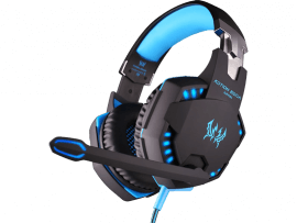 Hydra G90 Gaming Headset m. Vibration til PC/Mac