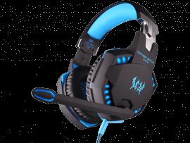 Hydra G90 Gaming Headset m. Vibration til PC/Mac