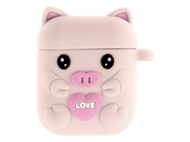 Peppa Silicone Cover til AirPods 1 / 2