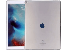"Transparent TPU cover til iPad Pro 12,9"""