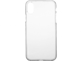 Transparent TPU cover til iPhone X