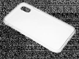 Transparent TPU Cover til iPhone X / XS