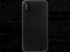 Carbon Fiber cover til iPhone X