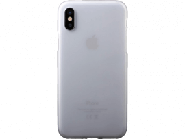 Matte TPU cover til iPhone X