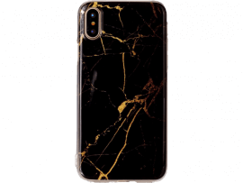 Marmor TPU cover til iPhone X