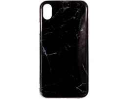 Marmor TPU Cover til iPhone XR