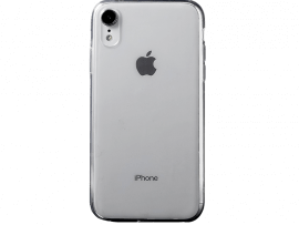 Transparent TPU Cover til iPhone XR