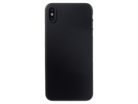Soft Matte TPU Cover til iPhone XS Max