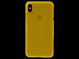 Soft Matte TPU Cover til iPhone XS Max