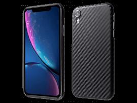 Carbon Fiber Cover til iPhone XR