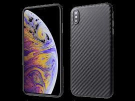 Carbon Fiber Cover til iPhone XS Max