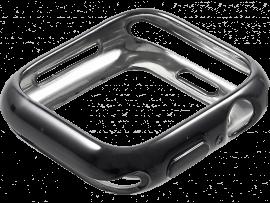 Metallisk TPU Cover til Apple Watch 4 / 5 40 mm