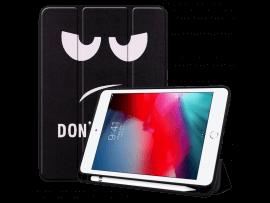 Don't Touch My iPad Tri-Fold Cover til iPad Mini 4 (A1538, A1550)