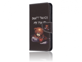Angry Bear Flip Cover til iPhone 11 Pro