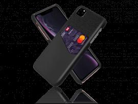 Lika Cover m. Kortholder til iPhone 11