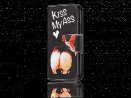 Kiss My Ass Flip Cover til iPhone 11 Pro