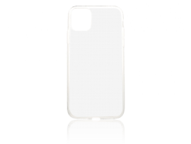 Transparent TPU Cover til iPhone 11