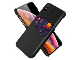 Cloth Cover til iPhone X / XS