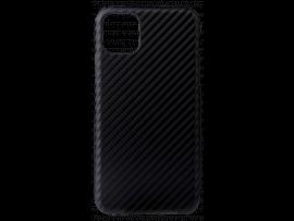 Carbon Fiber PU Læder Cover til iPhone 11 Pro