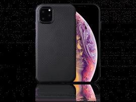 Carbon Fiber TPU Cover til iPhone 11 Pro Max