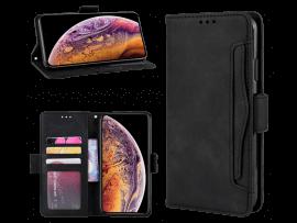 Flip Cover m. Kortholder til iPhone XS Max