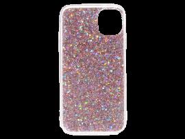 Rose Glitter TPU Cover til iPhone 11