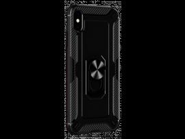 TPU Cover m. Kickstand til iPhone XS Max